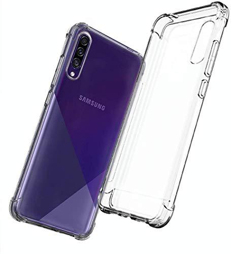 Capa Anti Shock Samsung Galaxy A30s + Pelicula de Vidro 3D