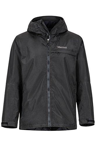 Marmot 40180-001-5 Veste Homme Noir FR : L (Taille Fabricant : L)