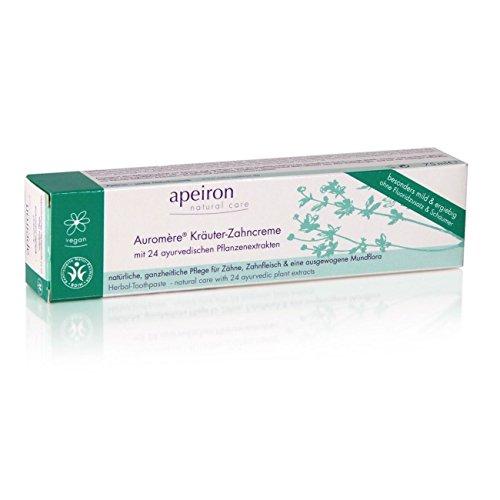 Apeiron Auromère Kräuter-Zahncreme 75 ml