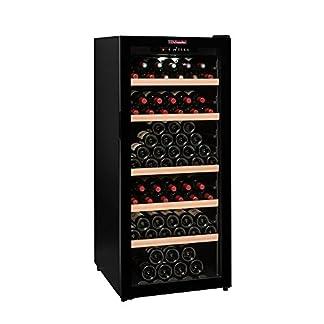 Weinkeller-La-Sommeliere-CTV177B-von-FRIO-165-Flaschen-Temperatur-zwischen-5C-und-20C-Modernes-Design