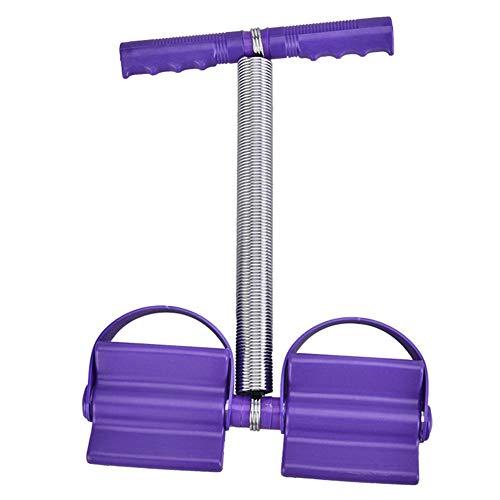 PER Sit Up Zugseil Ausrüstung Tummy Trimmer Bauchtrainer Bein Arm Exerciser Fitness Stretching Abnehmen Training für Heim Gym