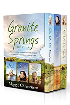 Granite Springs Books 1-3: Heartwarming stories of second chances set in a small Australian country town by [Maggie Christensen]