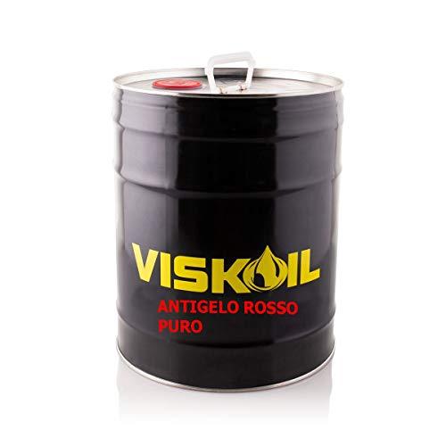 20 litri Antigelo Rosso Puro Viskoil Liquido Anticongelante