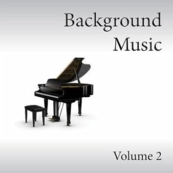 Piano Background Music - Volume 2