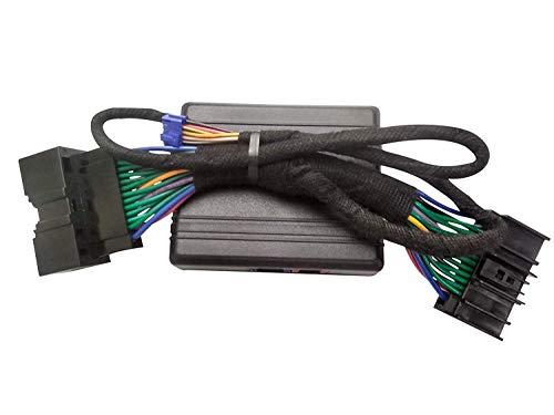 Start-X Long Range Remote Start Starter Kit for Jeep Wrangler Key Start 2007-2018 Long Range Remote 3X Lock to Remote Start 10 Minute Install Plug /& Play