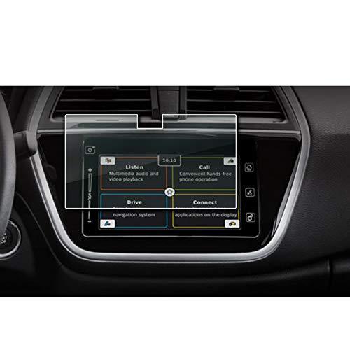 Suzuki SX4 S-Cross 7 inch navigatie beschermfolie - LFOTPP transparante PET kunststof folie