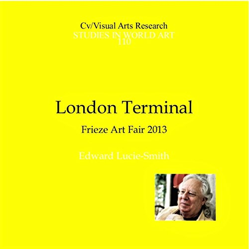 London Terminal: Frieze Art Fair 2013  By  cover art