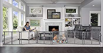 Regalo 2-in-1 Play Yard and Safety Gate