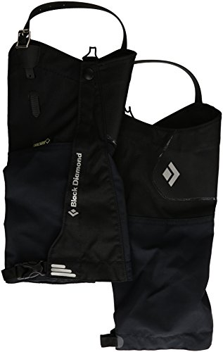 Black Diamond Equipment - Apex Gaiters - Black - Medium