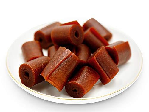 OUYANGHENGZHI Shandong Specialty Sweetend Roll Guo Dan Pi Shan Zha Juan 果丹皮山楂卷 500g/17.6oz