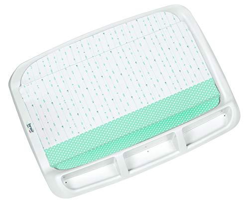 Brevi Tablet Fasciatoio con Portaoggetti, Tiffany, Collezione 2021