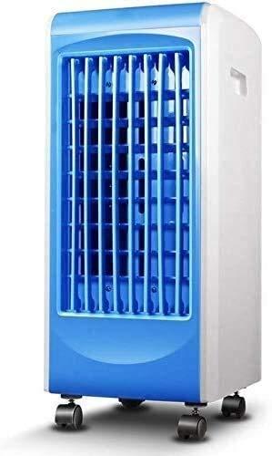 Condizionatore portatile Torre fan di raffreddamento della camera da letto silenziosa della camera da letto della camera da letto di raffreddamento dell'acqua di raffreddamento dell'acqua dei refriger