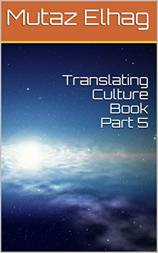 Translating Culture Book Part 5 (English Edition)