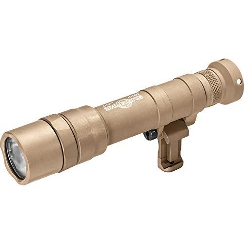 SureFire Dual Fuel Scout Light Pro LED WeaponLight Tan M640DFTNPRO