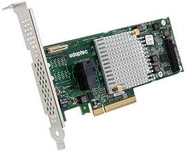 Adaptec 2277600-R RAID 8405 Single - 12Gb/s SAS - PCI Express 3.0 x8 - Plug-in Card - RAID Supported - 0, 1, 10, 1E, 5, 6,...