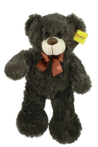 Unbekannt Sunkid Teddybär 54 cm Kuscheltier (Dunkelbraun)