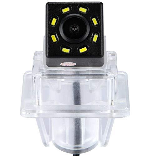 HD 720p Telecamera di Retromarcia Retrocamera Telecamera Posteriore con linee guida per Mercedes Benz C E classe W204/W 216/C204/W212/C207/S12/W221/R231