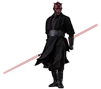Hot Toys Darth Maul Star Wars Phantom Menace 1/6 Scale Figure