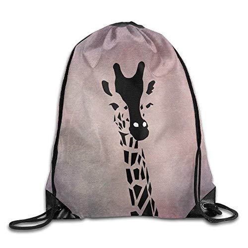 Etryrt Premium Drawstring Bag, Music Lightweight Drawstring Bag Sport Gym Backpack Gym Bag For Men And Women