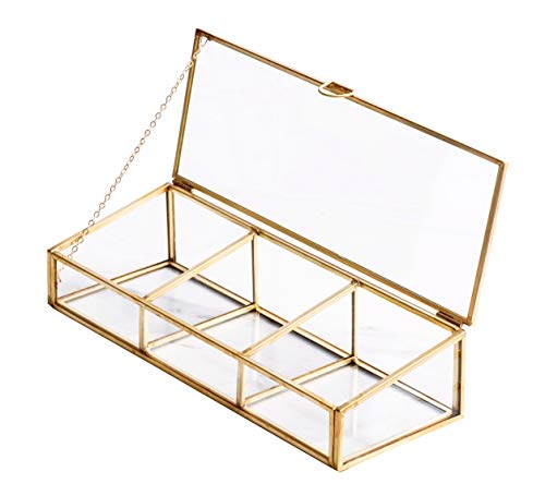 Band Gold Jewelry Box - 7