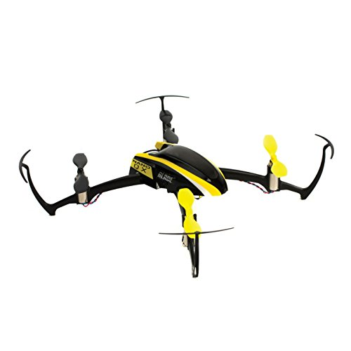 Blade Nano QX RTF Quadcopter with SAFE Technology | 4-Ch DSMX Transmitter | 1S 150mAh 3.7V LiPo...