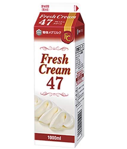 雪印『メグミルク フレッシュクリーム47』