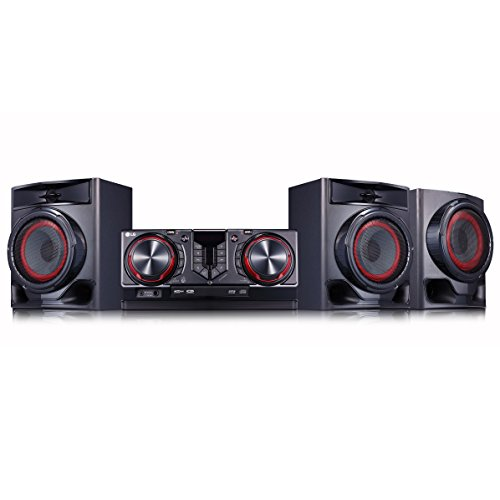 lg home theater speakers LG Electronics CJ45 Home Theater System (2017 Model)