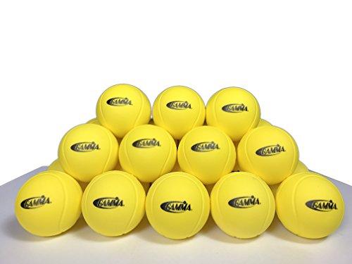 Gamma Sports Quick Kids 36 pelotas de tenis de entrenamiento y práctica...
