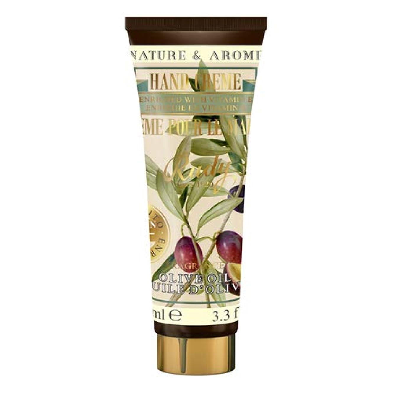 バトル研究め言葉RUDY Nature&Arome Apothecary ネイチャーアロマ アポセカリー Hand Cream ハンドクリーム Olive Oil オリーブオイル