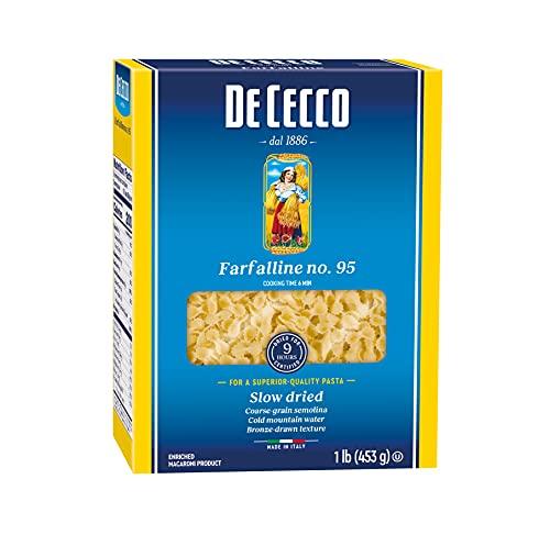 5-Pack De Cecco Pasta Farfalline No.95 1 Pound Only $5.85 (Retail $10.40)