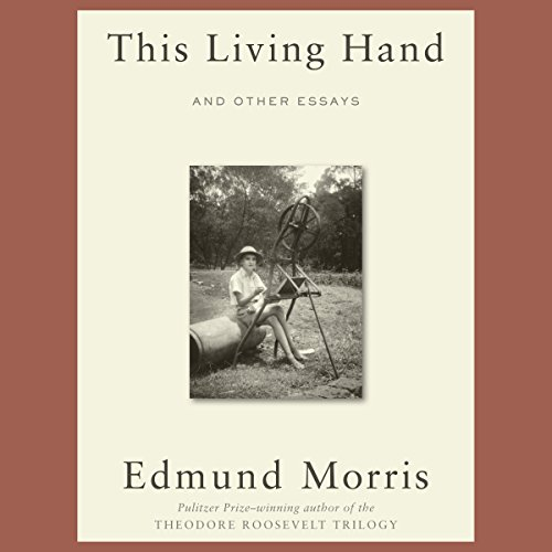 This Living Hand audiobook cover art