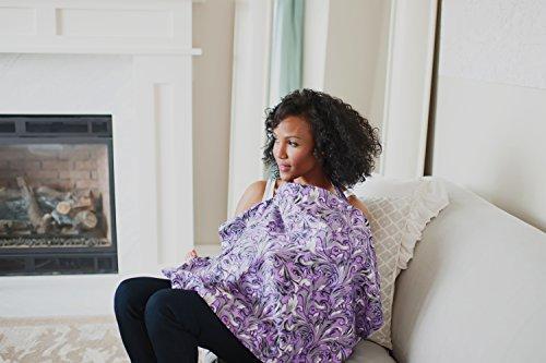Udder Covers - Breast Feeding Nursing Cover (Aubrey)