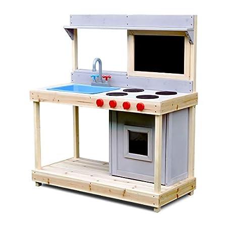 Coemo Outdoor-Spielküche Noah mit Kreidetafel