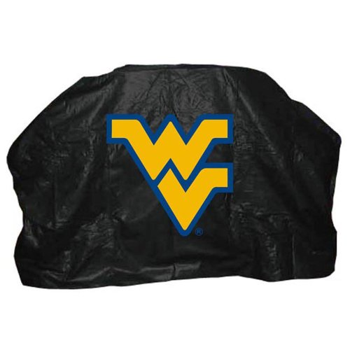 Seasonal Designs NCAA West Virginia Mountaineers 68-inch Grill Cover