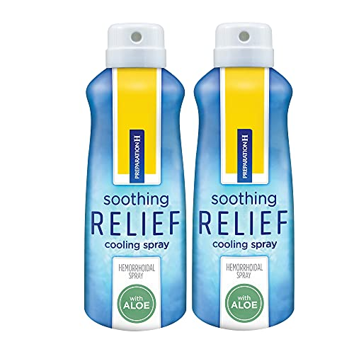 Preparation H Soothing Relief Cooling Spray,...