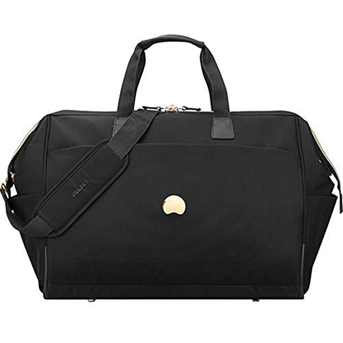 DELSEY Paris Montrouge Carry-On Duffel Bag, Black