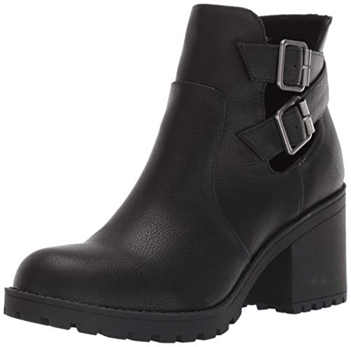 Dirty Laundry by Chinese Laundry Women's Level Ankle Boot, Black, 9 M US