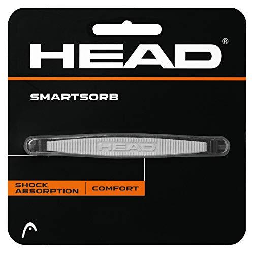 HEAD Unisex-Erwachsene Smartsorb Griffband, Silver, Einheitsgröße