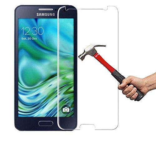 protector de pantalla para Samsung Galaxy A3 A310 ( 2016 ) lámina cristal templado Tempered glass alta transparencia y Ultra resistente