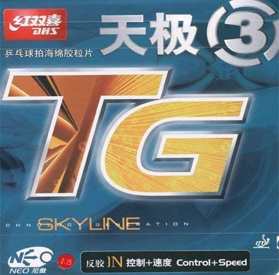 DHS Skyline TG 3 NEO Table Tennis Rubber