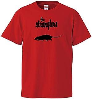 甲本ヒロト着用 The Stranglers/ストラングラーズ クロマニヨンズ ハイロウズ ブルーハーツ パンク 5.6オンス Tシャツ