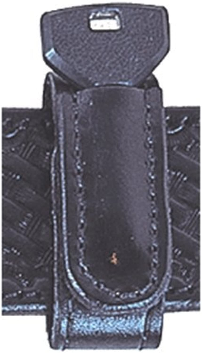 Stallion Leather Wide Belt Keeper with Spare Key Slot, 1 by Stallion Leather
