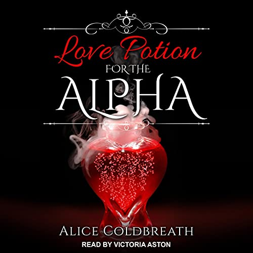 Love Potion for the Alpha cover art