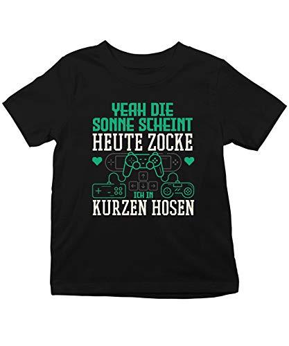 Gaming Videogame Zocken Gamer Nerd Geek CPU GPU Camiseta infantil Camiseta infantil Gaming 04 164 cm