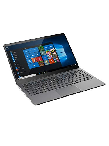 IQ TOUCH AIR X3 laptop / Intel Celeron / 4GB Ram / 64GB Storage / 14.1' Full HD Display / 5000 mAh Battery / 6-8 Hrs battery life / Windows 10 / Metallic body / Slim design / One year warranty