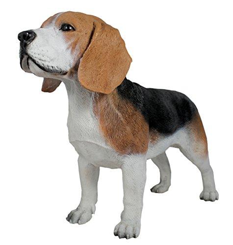 colourliving Dekofigur Hund Beagle Butch Tierfigur Skulptur Haushund