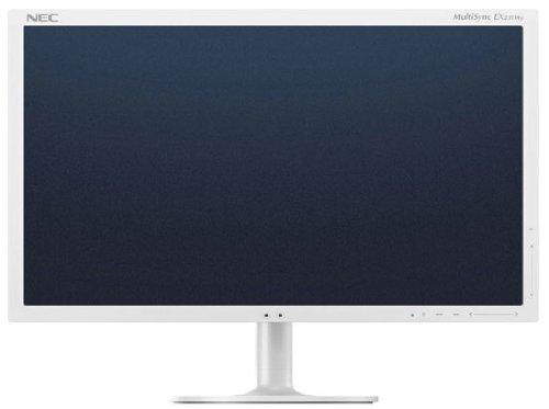 NEC MultiSync EX231Wp 59 cm 23 Zoll Widescreen TFT Monitor LCD DVI 25ms Reaktionszeit weis