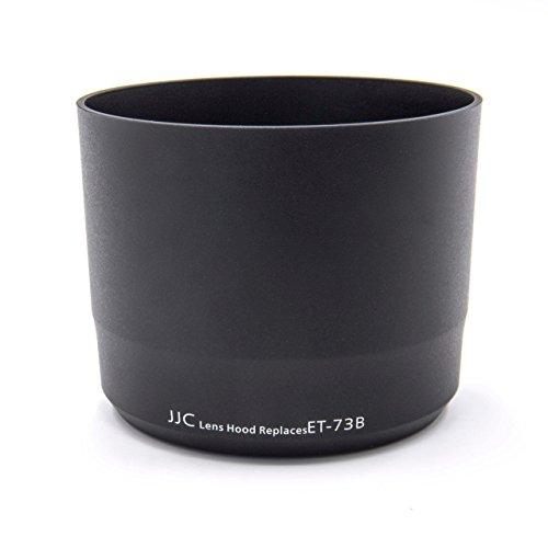 vhbw Capucha de Lente Compatible con Canon EF 70-300 mm 1:4-5,6 L IS USM Objetivo con Rosca Interna de 67mm -Capucha, plástico, Negra