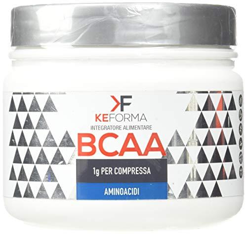 Keforma Integratore Alimentare BCAA - 300 compresse