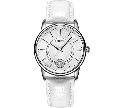 OCHSTIN Dames de mode en cuir Swiss Watch Diamonds , 3